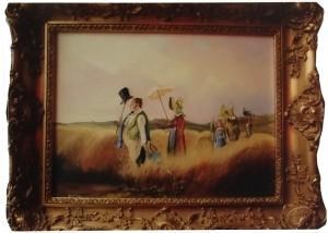 Der Sonntagsspaziergang, 1841