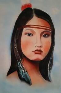01-indianerin